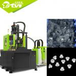 Green 130T Vertical Liquid Silicone Injection Moulding Machine High Production Efficiency
