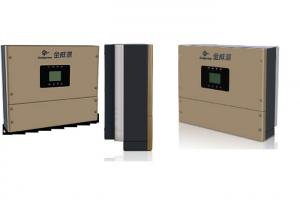 China IP65 UPS Solar Power Inverters , 30KW Compact Home Solar Inverter on sale