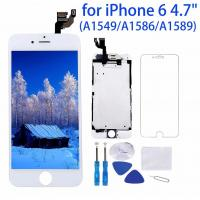 1334x750P Iphone 6 White LCD Screen High Durability Capacitive Touch Type