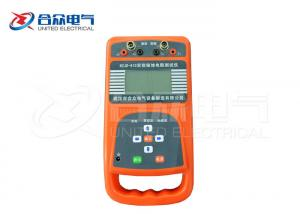China Dual - Clamp Electrical Test Equipment Multi - function Earth Resistance Tester on sale