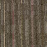 Durable Commercial Carpet Tiles With Bitumen Backing Fit Meeting Conference Room