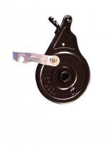 China Two Wheeler Electric Bicycle Drum Brake , Safety Steel Rear Drum Brakes on sale