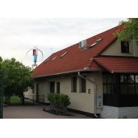 Customized 3300W VAWT Maglev Rooftop Wind Generators For Homes