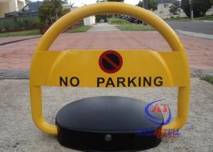 China DC6V 12AH Car Parking Locks 10kg Car Park Barriers Custom Logo OEM on sale