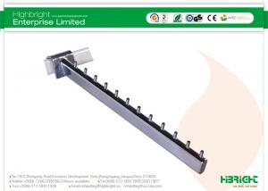 China Slatwall Metal Retail Display Hooks , Store on sale