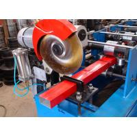 Rain Gutters Installation Downspout Roll Forming Machine TUV Approval