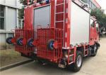 5 Seat 4×2 Driving fire equipment truck FIAT IVECO ML 100E22