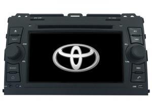 China Toyota Prado 2002-2009 Android 9.0 Autoradio GPS Navigation Head Unit Support Aiphone Mirror-link TYT-7016GDA on sale