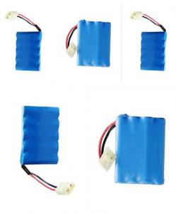 China Lithium Ion GPS Battery Pack 8800mAh With 4-5H Charging Time , Long Cycle Life on sale