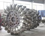 Pelton Wheel Water Turbines/Hydro Turbine Runner/Water Powered Generator