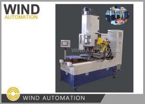 China Fully Automatic Coil Winding Machine Vertical 0.1mm Thin Wire Winding / Placement Machine on sale