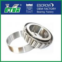 Low Noise Tapered Roller Thrust Bearings High Speed For Machinery / Automobile