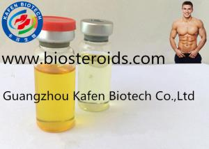 China Light Yellow Muscle Building Injection Dromostanolone Enanthate / Masteron Enanthate on sale