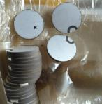 Piezo Positive and Negative in the Same Size Ceramic Round Plate