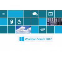Standard Windows Server 2012 Retail Box Genuine Key License Compatible Laptop
