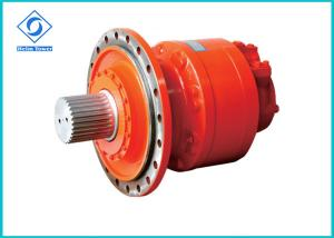 China Poclain MS83 Hydraulic Wheel Drive Motor 0-65 R/Min For Oil Drilling Equipment on sale