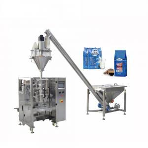 China Vertical Form Fill Seal Packaging Machines For Flour / Milk Powder 1kg-2kg Bag on sale