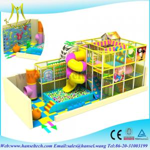 China Hansel Best sellers indoor soft play area,indoor foam play area,baby soft play area on sale