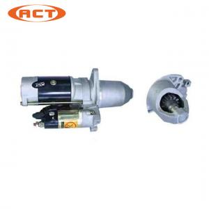 China 6D22 / 13T Excavator Starter Motor Engine 5.0KW 24V Replacement M3T95082 M3T95071 on sale