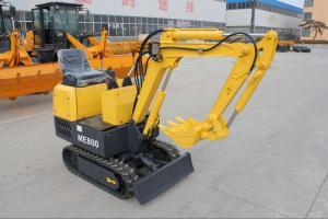 China Nice Performance Mini Excavator Machine 0.8T 1.8T 2.2T Mini Excavator on sale