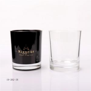 China Luxury Black Candle Jar Manufacture on sale
