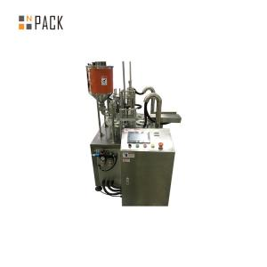 China 10-150ml  Rotary Cup Filling Sealing Machine 1200-3600 Cups / H Big Capacity on sale