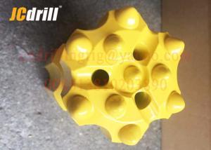 China Ballistic Retractable Rock Boring Drill Bits High Grade Tungsten Carbide Inserts on sale