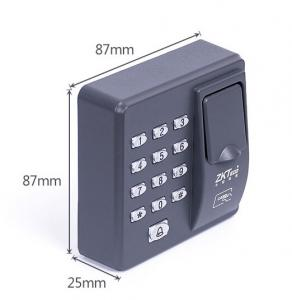 X6 125KHZ RFID Biometric Fingerprint Keypad Card Reader Door Lock Access Control