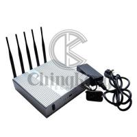 Indoor Personal Cell Phone Blocker Device Lightweight Mobile Signal Breaker