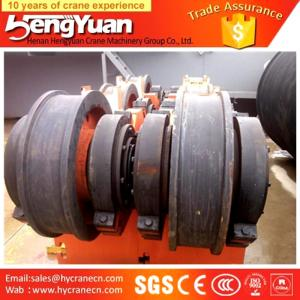 China 2015 Crane hometown manufacture Hot Sale Forged Crane Wheels on sale