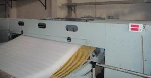 China 2000mm Non Woven Fabric Making Machine / Non Woven Making Machine 80-300kg/H on sale