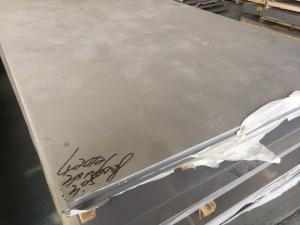 China Martensitic Type Stainless Steel JIS SUS420J1 SUS420J2 Sheet And Plate on sale