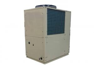 China Axial Fan Industrial Water Chiller / Air Cooled Chiller With 20 Ton Cooling Capacity on sale