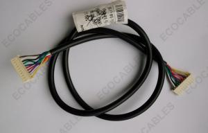 microwave oven wiring harness with ul2464 wire and molex 5264 rh electricalwireharness sell everychina com Ford Wiring Harness Painless Wiring Harness