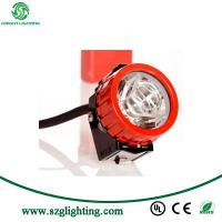 5W LED Rechargeable IP68 Cordless Miners Light Miners Cap Lamp