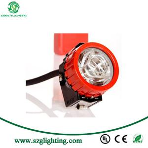 China 5W LED Rechargeable IP68 Cordless Miners Light Miners Cap Lamp on sale