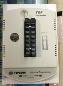 China New TOP3000 USB universal programmer EPROM MCU PIC AVRsupport more than 30000 IC on sale