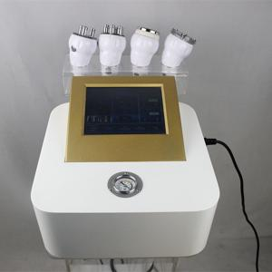 China Ultrasound Cavitation Machine For Thigh Fat Reduction , PDT Vacucm RF Body Slimming on sale