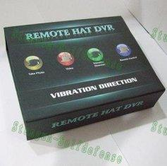 Quality 4GB spy Hat Camera / video recorder hidden camera for sale