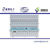 Single Phase Electronic DIN Rail Active Energy Test Bench 30 Positions 0.05% Accuracy Class 0~100A current range