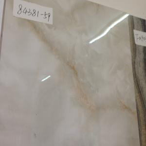 China Waterproof artificial marble UV Panel modern for film laminated on sale