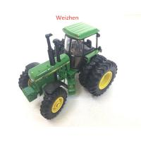 OEM diecast zinc alloy agricultural tractor model production/Plastic model maker