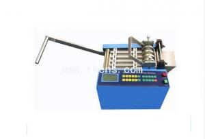 China Computerized Hook&Loop Elastic Tape Cutting Machine on sale