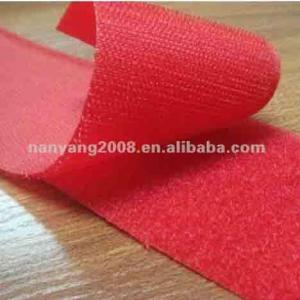 China Self-adhesive velcro hook and loop tape on sale
