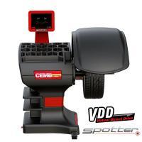 ER80 3D SONAR TOUCH PANEL 3D WHEEL BALANCER LA SONAR for automatic measurement of the wheel width