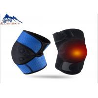 China Tourmaline Knee Brace Support Protection Magnetic Therapy Self - Heating Pain Relief on sale