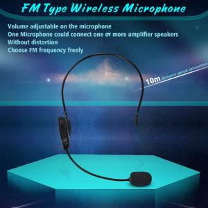 China FM Professional headset wireless headset microphone for Tour Guides, Teachers, Coaches, Presentations, Costumes on sale