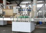Machine de remplissage fiable de boîte en aluminium de système de pression de compte pour les boissons carbonatées d'énergie de kola
