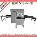 Hotel Check X Ray Security Scanner SPX6550 Baggage Bi - Direction Scanning