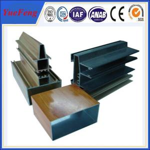 Quality Industrial aluminium windows profile manufacture aluminium price per kg for sale